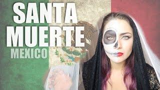 SANTA MUERTE czyli Meksykański Kult Śmierci  ☠️  [so KAYKA]