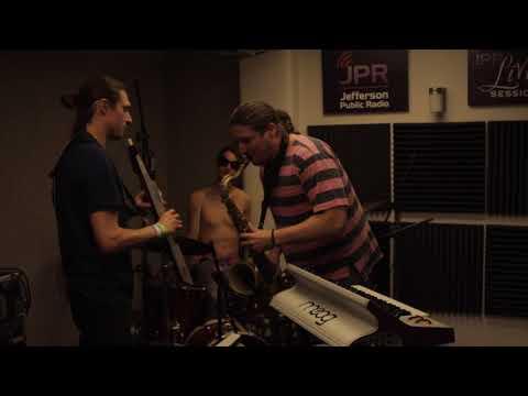 Moon Hooch - Live on Jefferson Public Radio