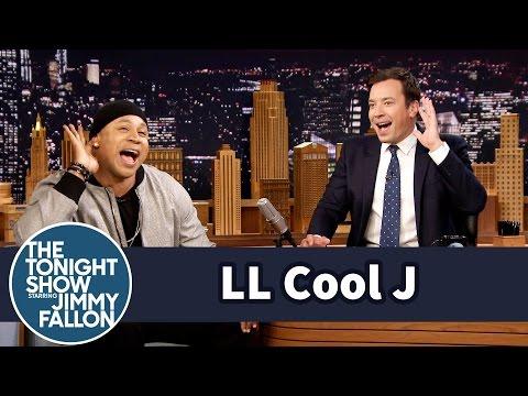 LL Cool J's Littlest Fan Inspires an Impromptu Minivan Rap