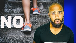 Walking 10,000 steps a day doesn't do anything
