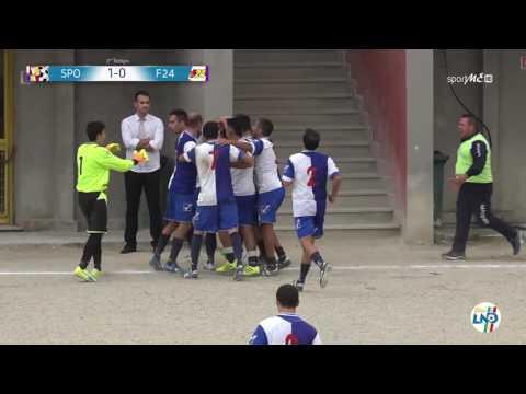 Sporting Club Messina VS F24 Messina [1a Cat. Sicilia Gir. D]