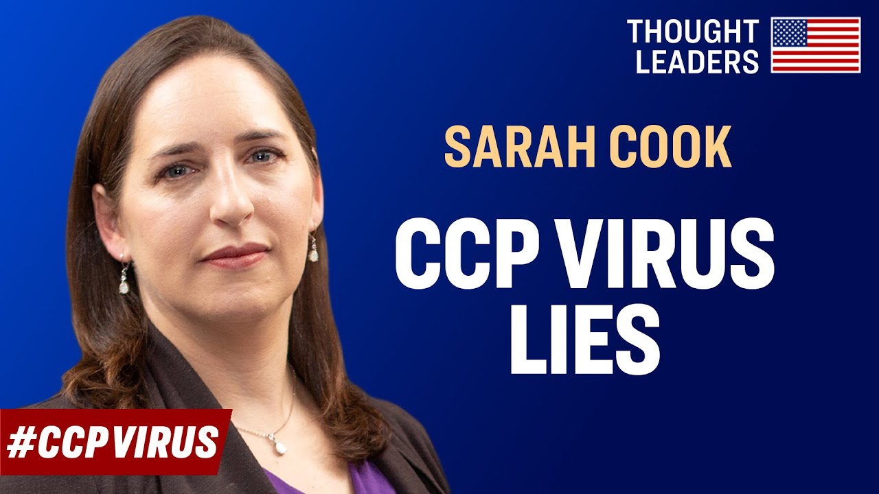 [CCP Virus] How to Recognize Fake News & Propaganda from China About COVID 19—Sarah Cook