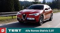 Alfa Romeo Stelvio SUV  - TEST - GARÁŽ.TV - ENG SUB !!!