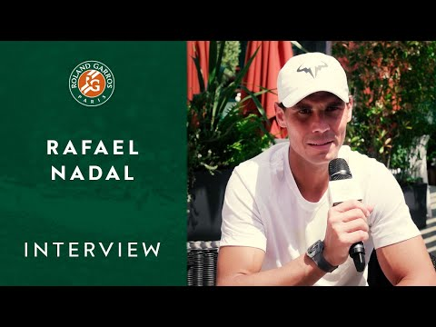 Rafael Nadal - Interview | Roland-Garros 2019