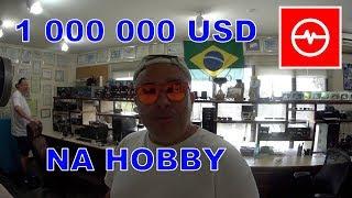 Jak wydać milion dolarów na hobby?