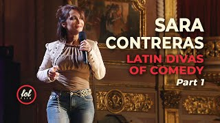 Sara Contreras • Latin Diva of Comedy • FULL SET | LOLflix