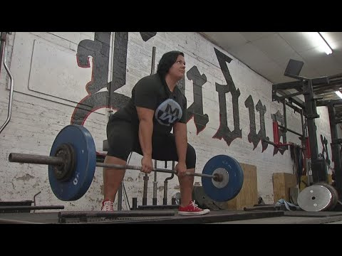 Columbus home to 'World's Strongest Woman' title holder