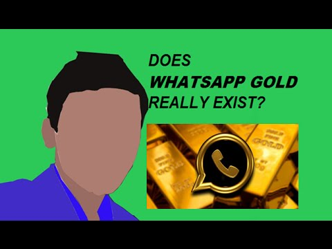 Does Whatsapp Gold Exists!!! Really???How To Download!!! - YT
