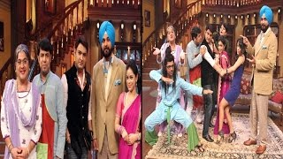 कप ल क स मन कलर स च नल न घ टन ट क   colors channel extends an olive branch to kapil sharma