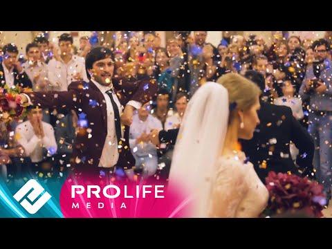 Зажигательная лезгинка от DANIAL - Она красивая на Дагестанской свадьбе Супер хит 2016 г