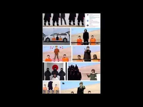 バカッター(Twitter)によるクソコラグランプリでイスラム国を挑発wwwww