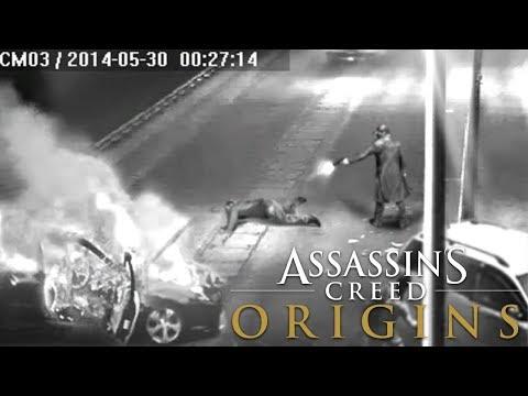 Assassin's Creed Origins - Aiden Pearce & Desmond Miles Easter Eggs