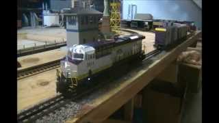mth railking mthrrc club es44c4