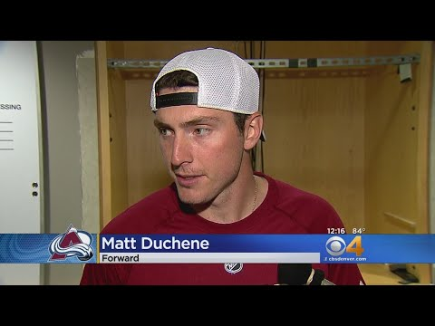 Duchene: 'I'm Just Here To Honor My Contract'