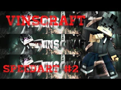 SpeedArt Banner For VinsCraft Link HD in Desc!!
