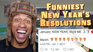 FUNNIEST NEW YEAR
