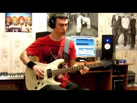 Skillet - Monster (Guitar Cover by ILya Heifetz)