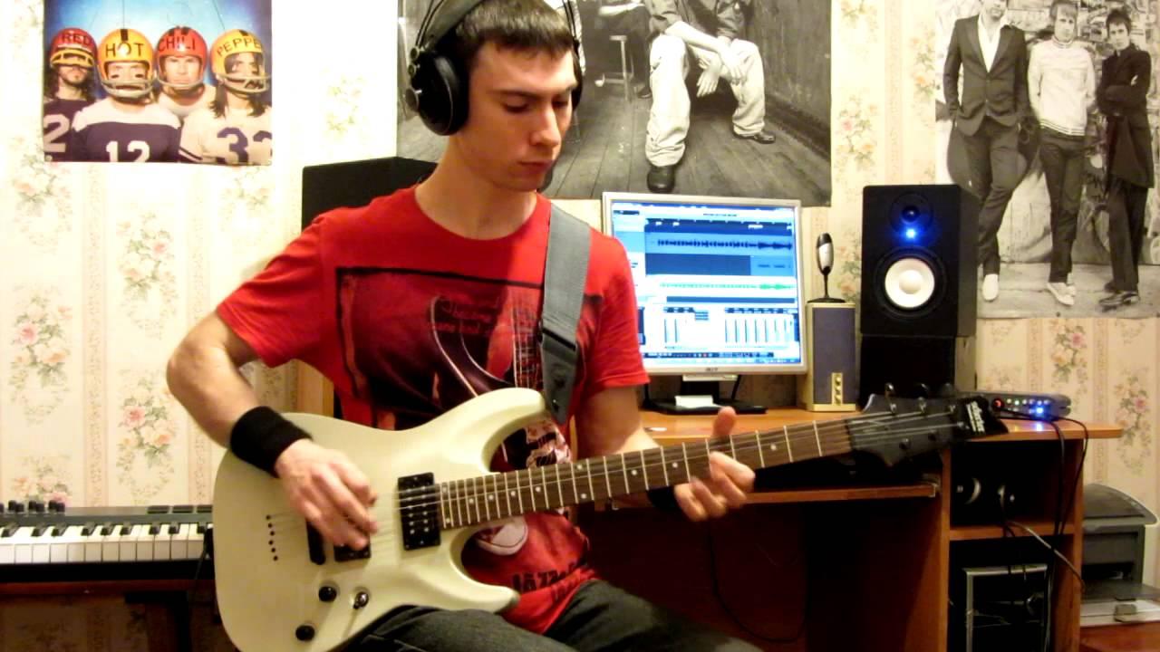Skillet Monster Guitar Cover By Ilya Heifetz Chords Chordify