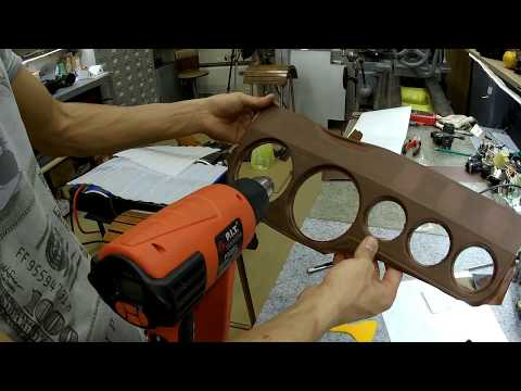 Тюнинг панель приборов ВАЗ 2106