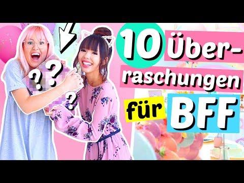 10 Überraschungen für meine BFF 🙊 | ViktoriaSarina