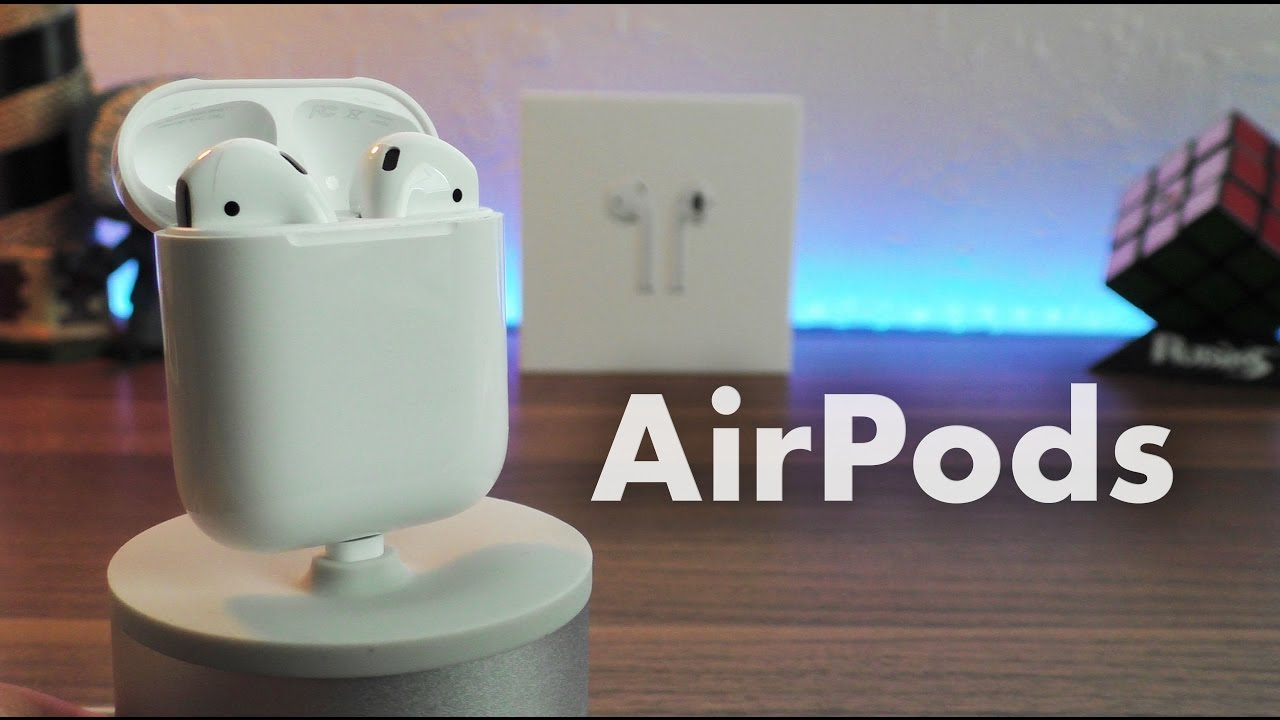 airpods unboxing review are they worth buying youtube. Black Bedroom Furniture Sets. Home Design Ideas