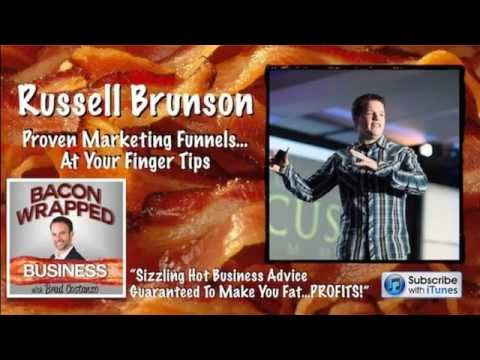 What Russell Brunson Thinks of Brad Costanzo and Bacon Wrapped Business
