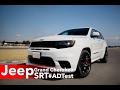 Jeep Grand Cherokee SRT 2017: La bestia a la que le sobra poder