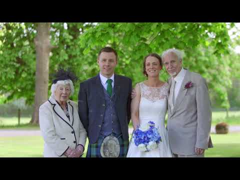 St Mary's Cathedral wedding video   Abi & Craig   Butterfly Films