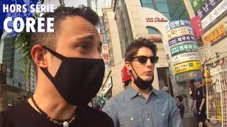 En direct depuis la Corée avec Fabien Yoon