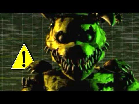 NIGHTMARE SPRINGTRAP! Five Nights at Freddy's 3 Mod   FNAF   IULITM