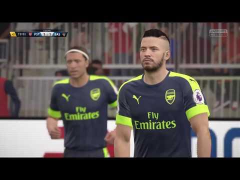 FIFA 17 Pro Club |Basel PS4 LIVE