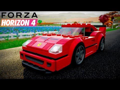 Noul LEGO DLC In FORZA Horizon 4!