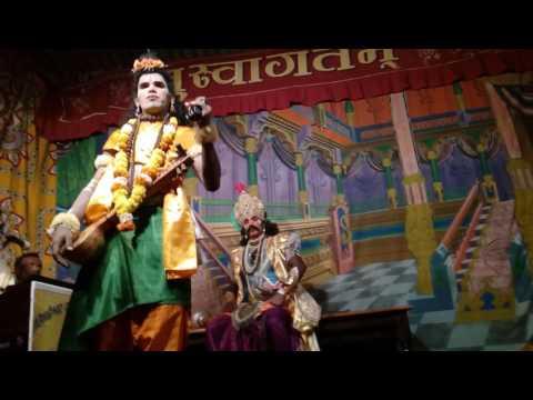 Shidheshor dashavtar natay mandal khokaral..narad vyankatesh varnekar