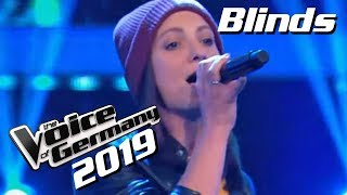 Alanis Morissette - Hands Clean (Tina Trummer) | The Voice of Germany 2019 | Blinds