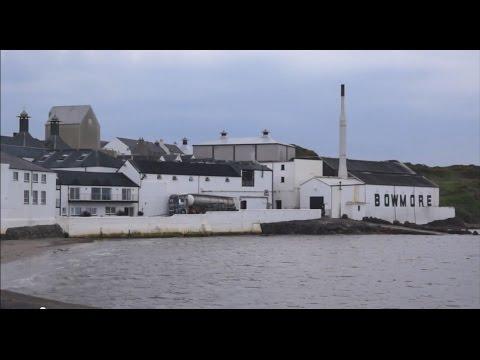 Bowmore distillery, Islay, Schotland