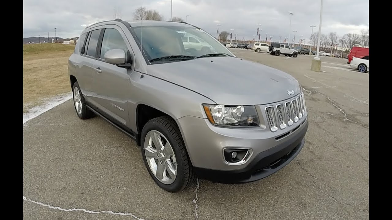 2015 jeep compass latitude high altitude edition 4x4 17783 youtube. Black Bedroom Furniture Sets. Home Design Ideas