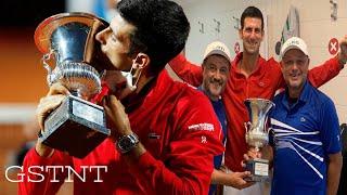 Novak Djokovic Makes History over Nadal! Simona Halep Dominates | Rome 2020