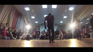 Muzhik vs Mel ↔ DANCE & GROOVE SPECIAL EVENT ↔ BUSTA MOVE 20th ANNIVERSARY ↔ 01.12.18 #bboy #dance