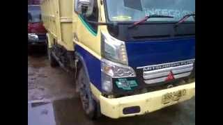 Dijual Dump Truck PS 125  HD Canter 2008 Bak Jumbo Samarinda HP;085246902754 PINBB;27F938C4