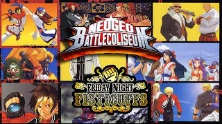 Friday Night Fisticuffs - Neo Geo Battle Coliseum