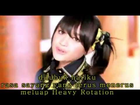 JKT48 Heavy Rotation KARAOKE
