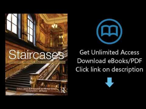 Download Staircases: History, Repair and Conservation PDF