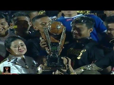 Inilah Moment Juara Arema FC Di Piala Presiden 2019