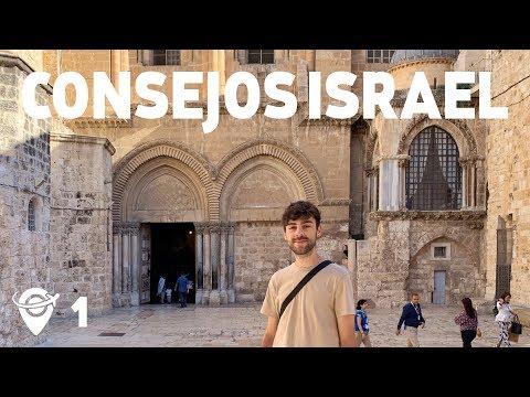 CONSEJOS PARA VIAJAR A ISRAEL - PARTE 1 | Vdeviajar.com