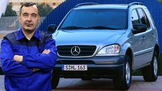 [Автообзор] Mercedes ML. Когда мерседес ужасен.