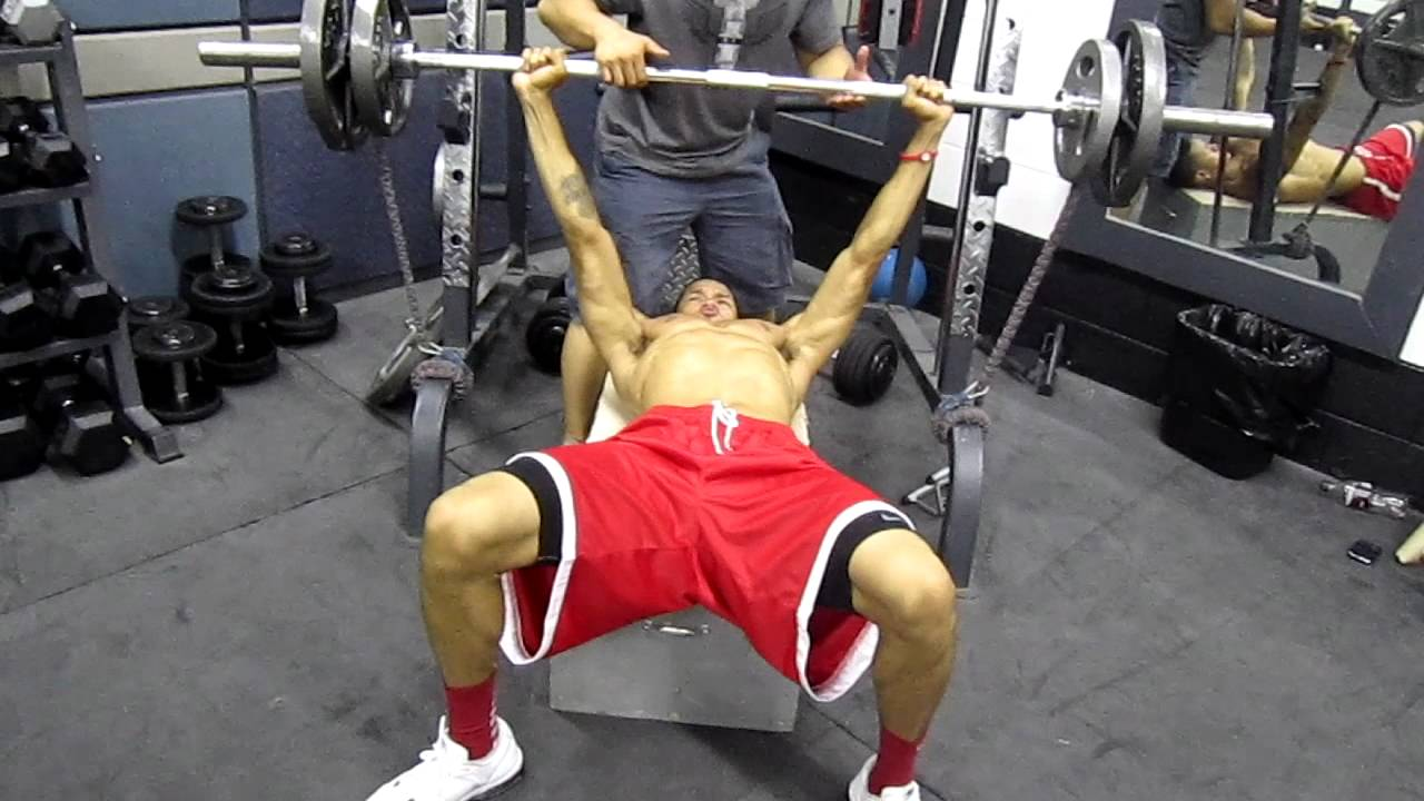 negus webster chan bench press with resistance bands youtube