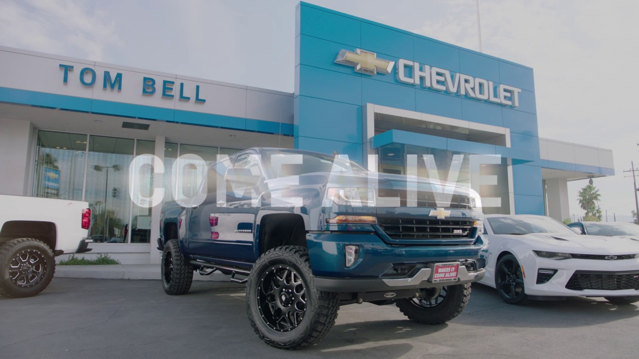 About Us Tom Bell Chevy