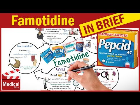 Famotidine ( Pepcid ): Uses, Dosage, Side Effects, Contraindications And Some Advice