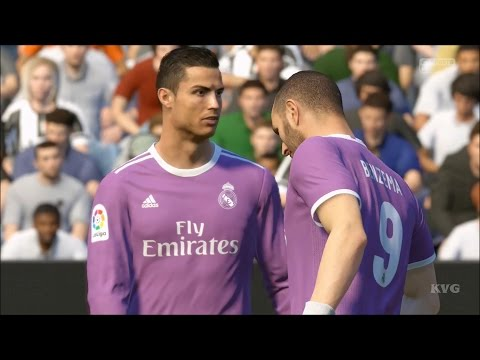 FIFA 17 Gameplay (XboxONE HD) [1080p60FPS]