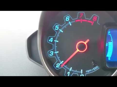 2013 Chevrolet Sonic Shift Flare